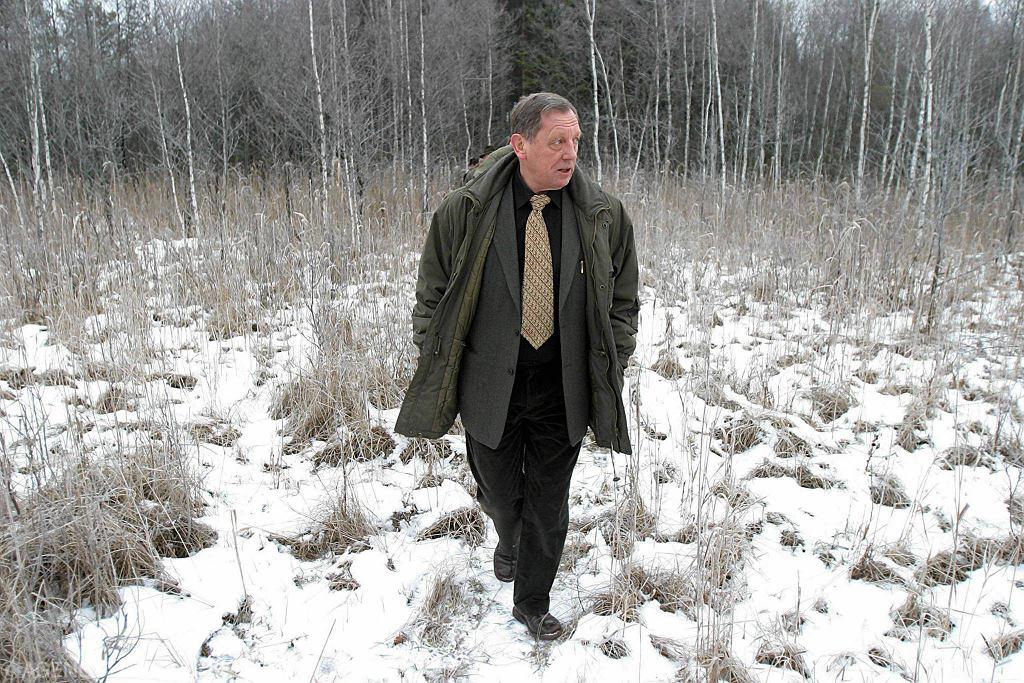 Minister Jan Szyszko w Augustowie