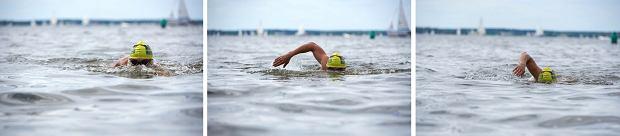 Elementy nawigacji w pływaniu na wodach otwartych