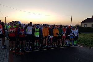 Mistrzostwa Polski na dystansie  100 km, mamy oficjalny rekord wśród kobiet!