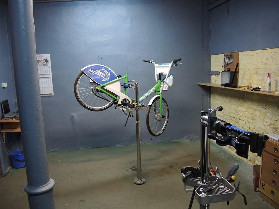 Stanowisko napraw Bike_S