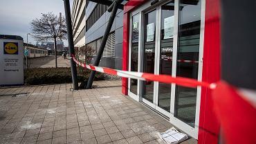Niemcy. Eksplozja w Lidlu