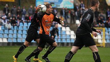 Sergiusz Prusak w meczu Flota - Bogdanka (3:1)
