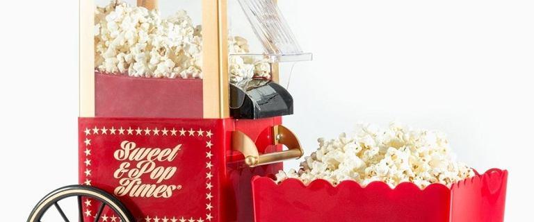 HIT: domowe urządzenie do popcornu