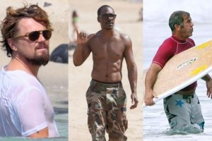 DiCaprio, Murphy i Gibson