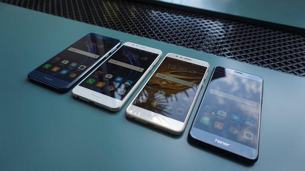 Huawei Honor 8 - wszystkie wersje kolorystyczne