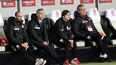 Przedłużone zgrupowanie polskiej kadry. Sousa od początku ma pod górkę
