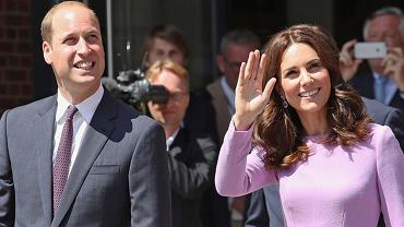 Kate Middleton i ksiażę William