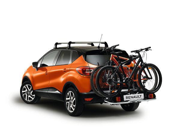 Oryginalne akcesoria Renault - Captur