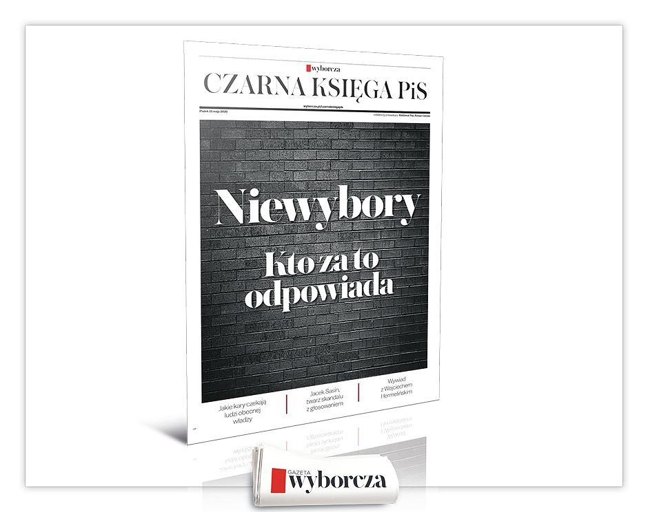 Czarna Księga PiS. Niewybory. Mat. redakcyjny