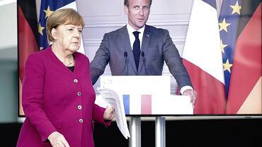 Jest porozumienie Francji i Niemiec. Aż 500 miliardów euro na odbudowę Europy