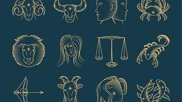 Horoskop dzienny. Zdjęcie ilustracyjne