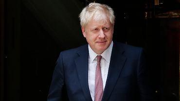 Boris Johnson - najbardziej prawdopodobny zwycięzca w wyścigu o fotel lidera torysów i premiera.