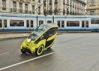 Toyota i-ROAD | Pierwsza jazda | Generator frajdy