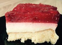Lekkie ciasto na upał - ugotuj