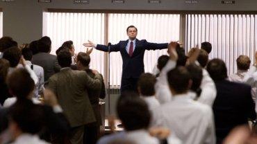 Kard z filmu ''Wilk z Wall Street''
