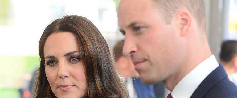 Kate i William złożyli życzenia Archiemu. Internautom nie spodobało się zdjęcie
