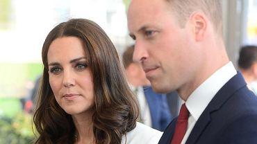 księżna Kate, książę William