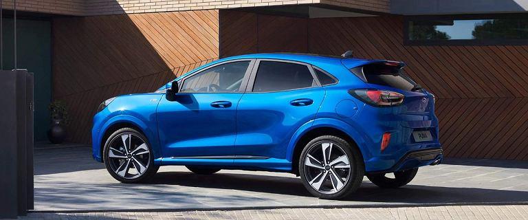 Ford Puma w Polsce - ceny, wyposażenie, silniki. Nowy crossover Forda od 69 900 zł