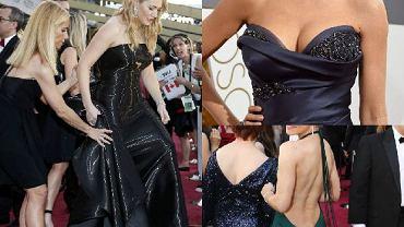 Gwiazdy na Oscarach 2016