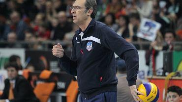 Trener Daniel Castellani jest jednym z najbardziej utytułowanych szkoleniowców w naszym kraju