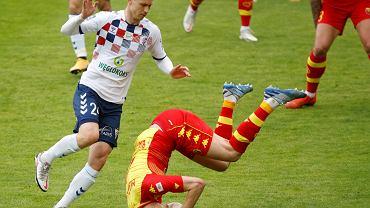 Górnik Zabrze - Jagiellonia Białystok (3:1)