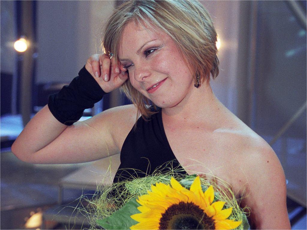 Alicja Janosz w 'Idolu'
