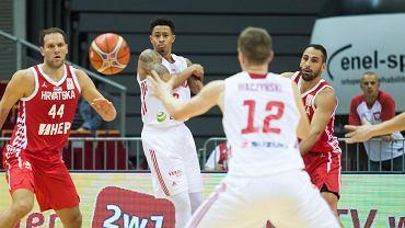 W eliminacjach mistrzostw świata Polska pokonała w Ergo Arenie Chorwację 79:74