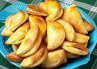 Twarogowe ciasteczka z jabłkami. Potrzebujesz jedynie pięciu składników [PRZEPIS]
