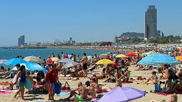 Hiszpańskie plaże są najlepsze na świecie.