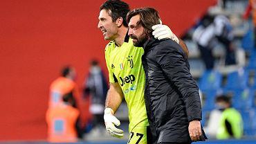 ¡Espectáculo de Buffon!  El legendario portero puede jugar en Segunda División