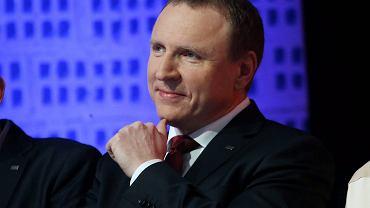 Obecny szef TVP(iS) Jacek Kurski
