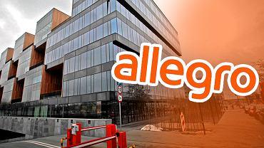 Siedziba Allegro w Poznaniu