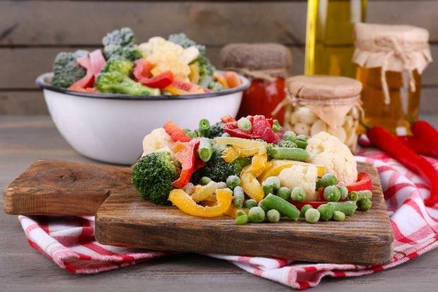 Odpowiednio przygotowane mrożonki zachowują smak, kolor, a przede wszystkim większość walorów zdrowotnych świeżych produktów