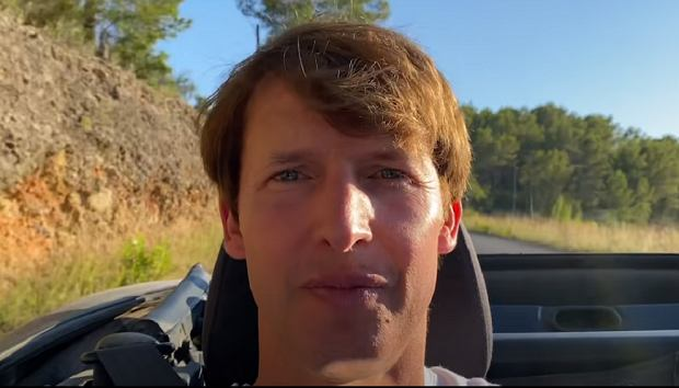 James Blunt - Should I Give It All Up (Official Video)