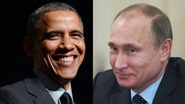 Obama i Putin ujawnili swoje dochody w 2013 roku