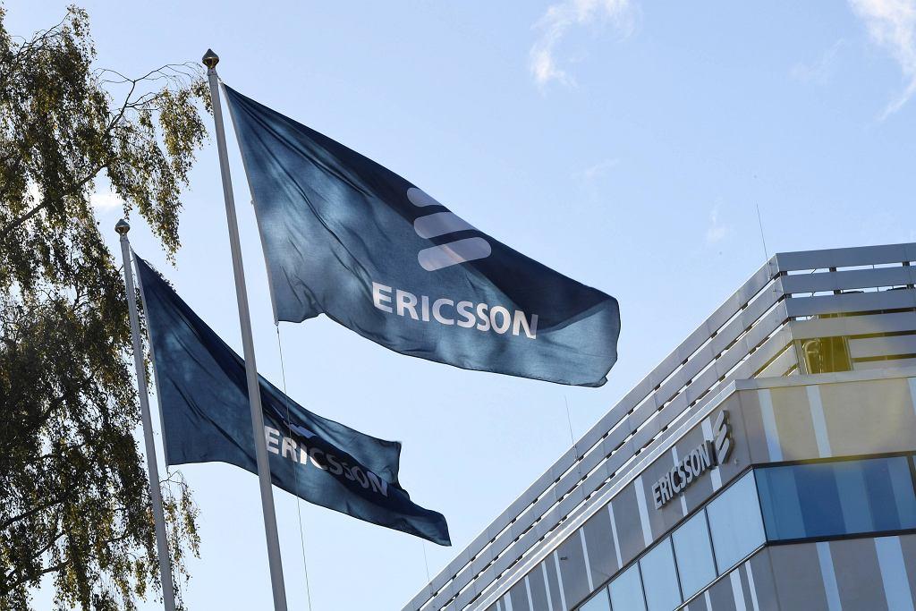 Ericsson miał pierwszą od trzech lat kwartalną stratę