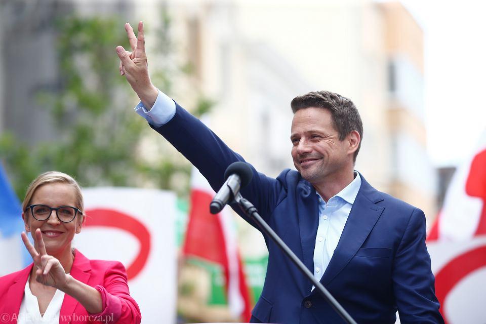 Wybory 2020. Ojciec Benedyktyn mówi dlaczego nie zagłosował na Rafała Trzaskowskiego