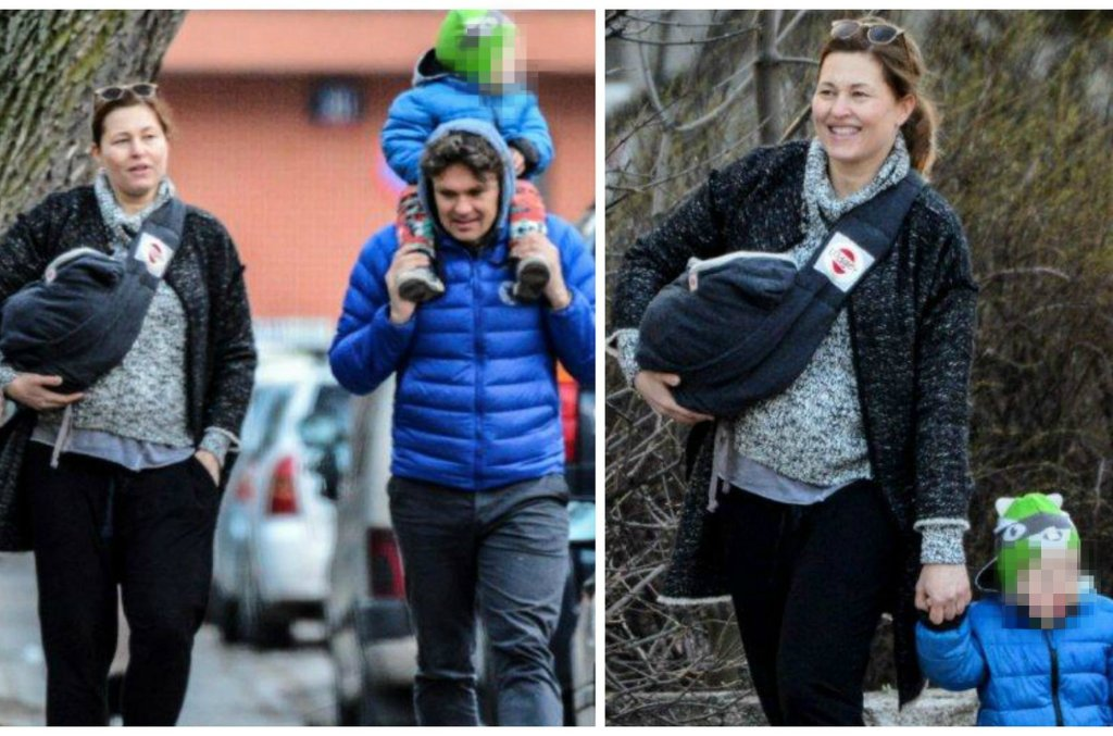 Beata Sadowska przywitała na świecie swoje drugie dziecko. Dziennikarka jest już mamą Tytusa, który w tym roku skończy dwa latka. Sadowska nie komentowała doniesień o ciąży. Teraz paparazzi wykonali jej kilka zdjęć ze spaceru - rodzina jest już w komplecie. Płeć oraz imię dziecka nie są jeszcze znane. Świeżo upieczonej mamie gratulujemy!