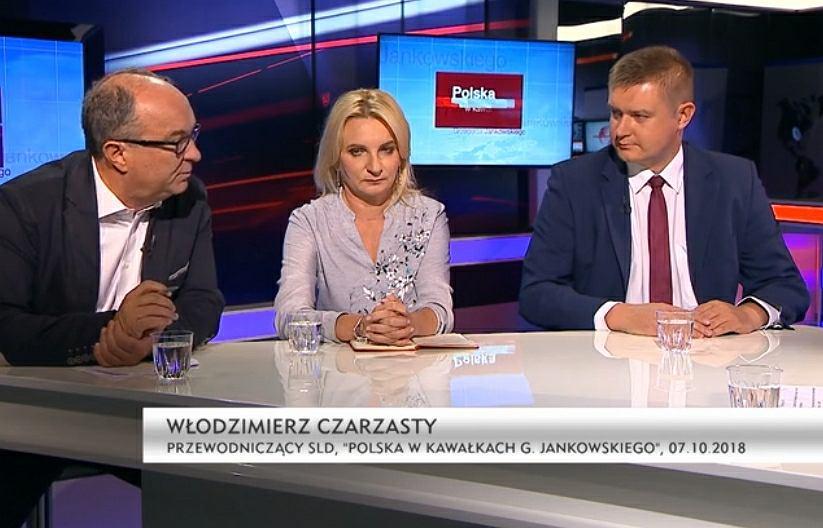 Program 'Polska w kawałkach' w Superstacji