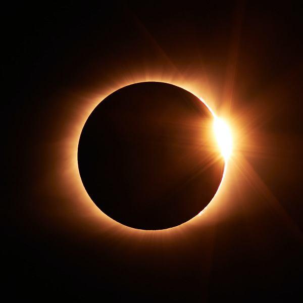 Zaćmienie Słońca (Zdjęcie ilustracyjne)