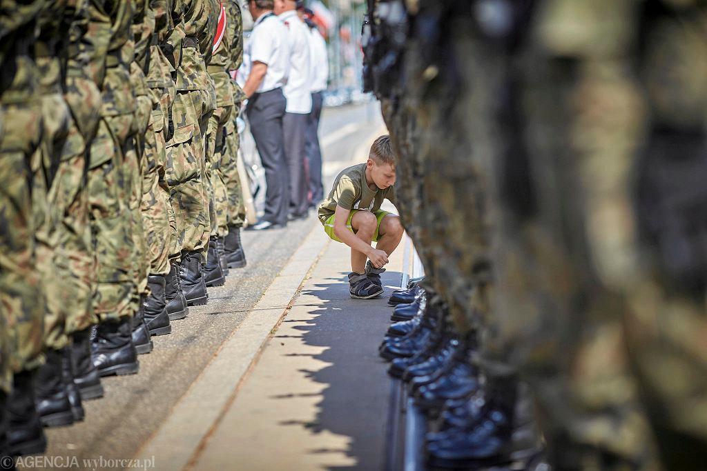 Wojsko - zdjęcie ilustracyjne