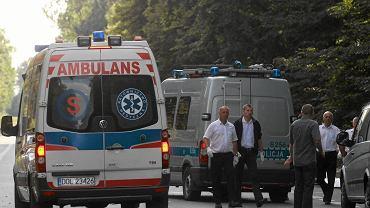Konar uderzył 13-latka podczas lekcji w-fu (zdjęcie ilustracyjne)