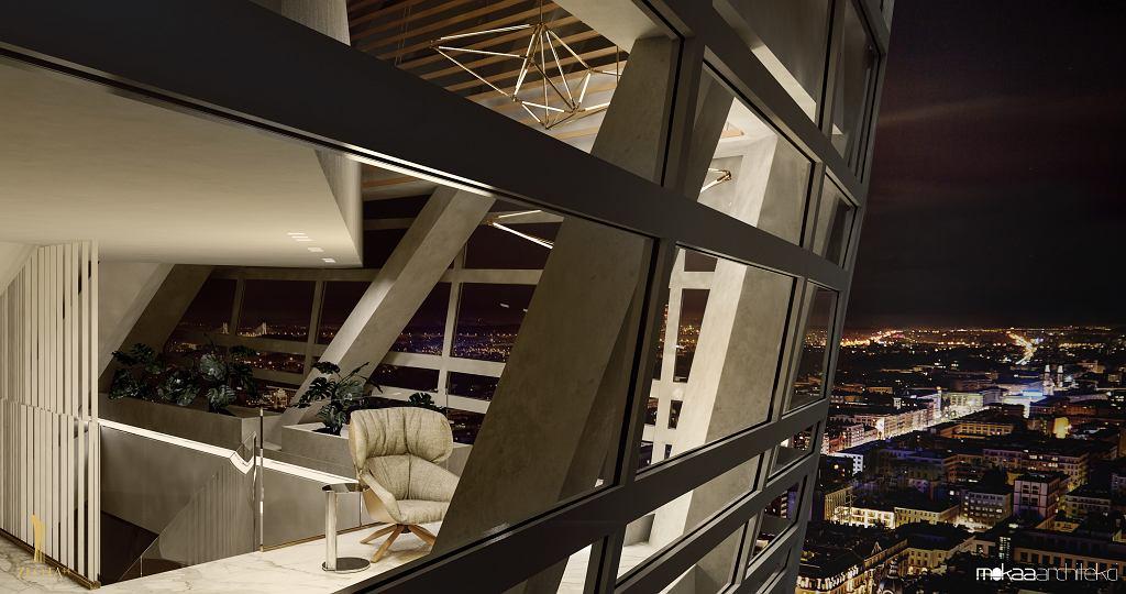 Najbardziej luksusowy apartament w Polsce sprzedany.