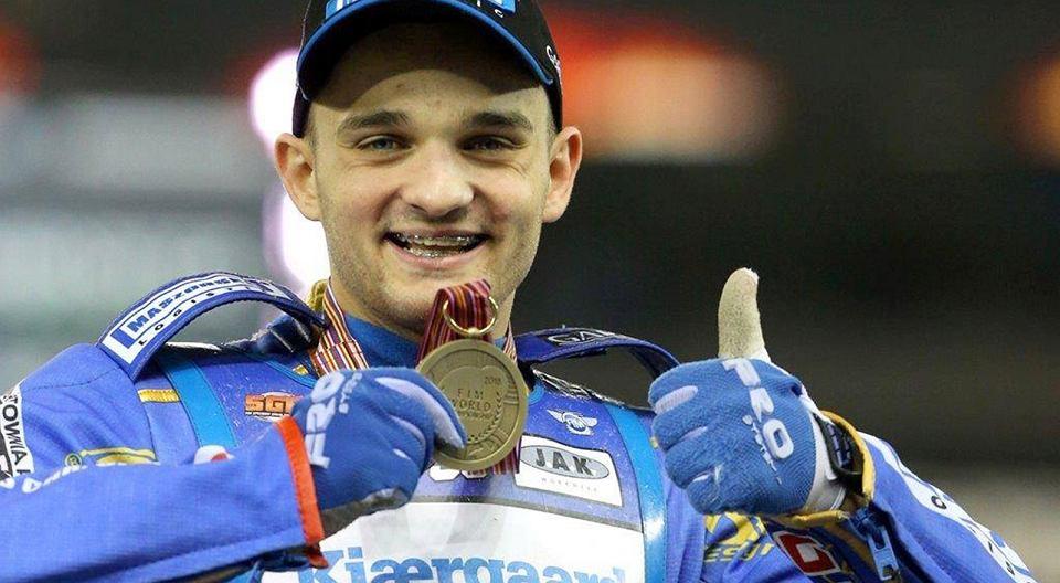 Bartosz Zmarzlik brązowym medalistą mistrzostw świata seniorów 2016