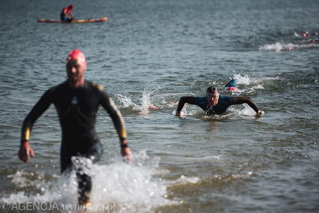 Zdjęcie numer 24 w galerii - Brytyjczyk James Teagle i Holenderka Sarissa De Vries najlepsi w triathlonowym Lotto Challenge Gdańsk 2021 [ZDJĘCIA]