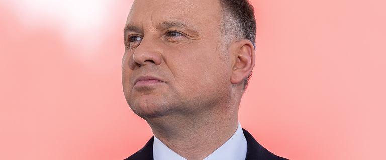 Andrzej Duda miał wypadek na skuterze wodnym. Interweniowała SOP