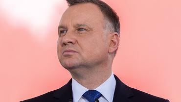 Andrzej Duda po zaprzysiężeniu: Dziękuję ogromnie panu prezydentowi Kwaśniewskiemu, pokazał klasę