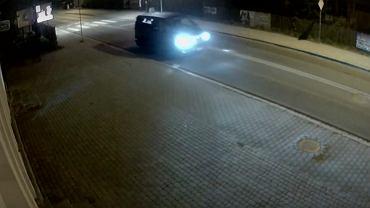 Wiceministrowi skradziono samochód