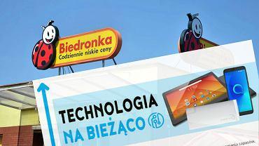 Technologiczne nowości w Biedronce