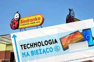 Tanie smartfony i tablety znów trafiądo Biedronki. Jest kilka dobrych okazji